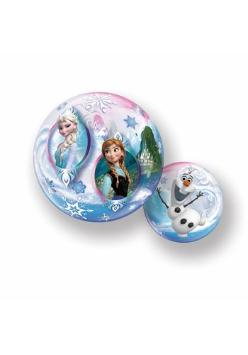Bubble Ballon Frozen - 55cm