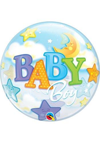 Bubble Baby Boy - 55cm