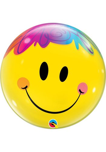 Bubble Bright Smile Face - 55cm