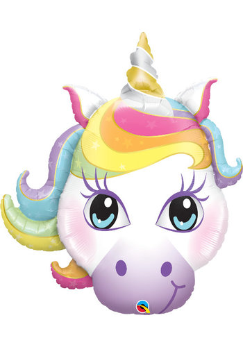 Folieballon Magical Unicorn - 66x81cm