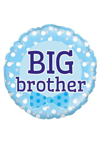 Folieballon Big Brother - 45cm
