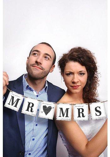 Slinger Mr & Mrs - 77cm