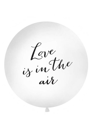 Mega Ballon - Love is in the Air - 90cm