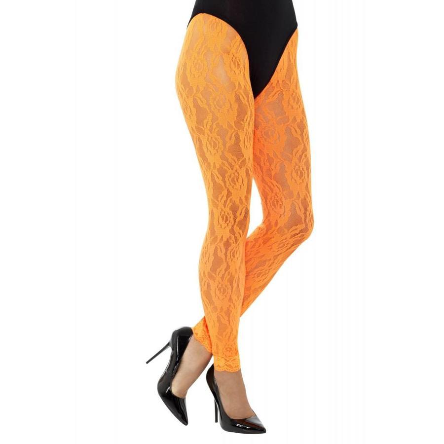 80's Lace Leggings - 4 kleuren-2