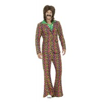 thumb-60's Psychedelic CND Suit-2