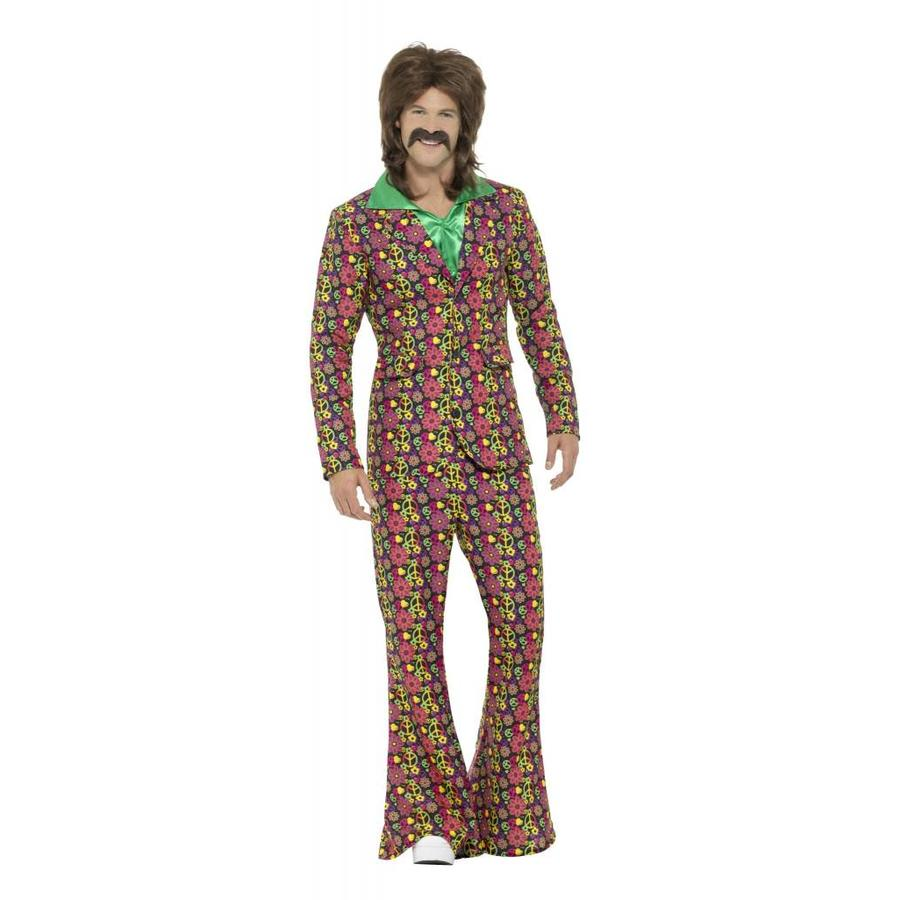 60's Psychedelic CND Suit-2