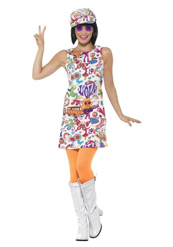 60's Groovy Chick