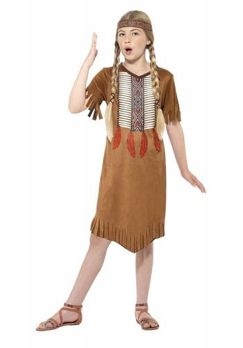 Junior American Indian Girl