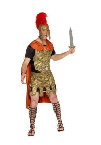 Romeinse Soldaat - Tuniek/Cape/Borstplaat/Rok - one size