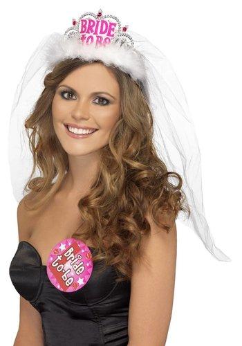 """Tiara Wit """"Bride To Be"""""""
