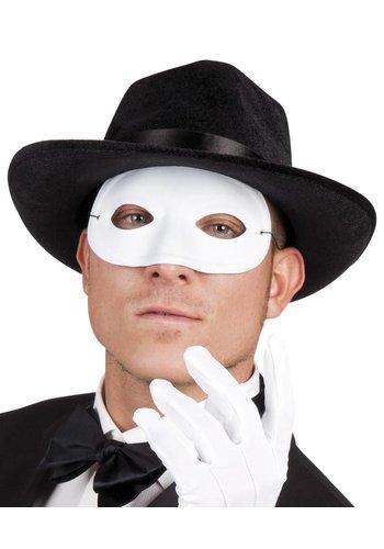 Oogmasker Basis - Wit