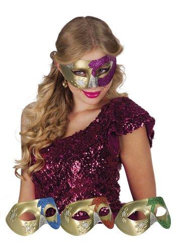 Oogmasker Venice Beauty - 4 kleuren