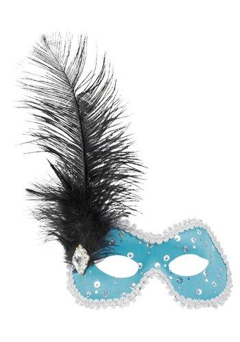 Oogmasker Venice Lustrini - 5 kleuren