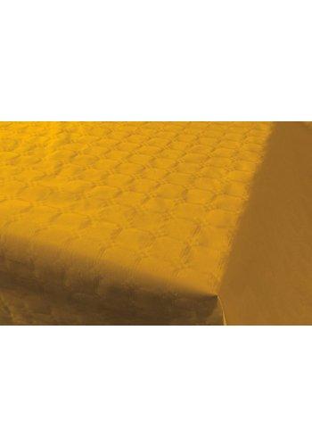 Damast Tafelkleed Oranje 8x118cm