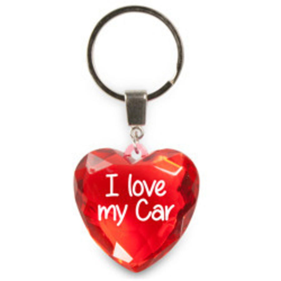Diamond hart - I Love My Car-1