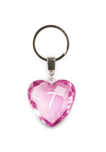 Diamond hart - Leeftijd 7