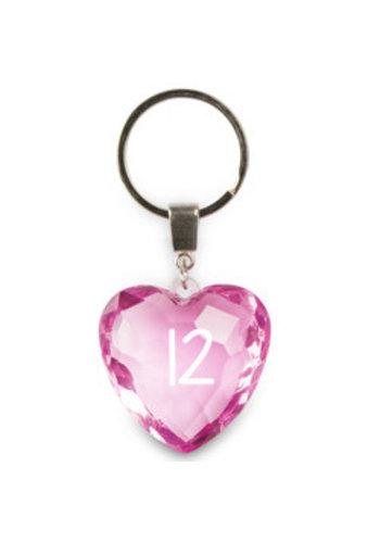 Diamond hart - Leeftijd 12