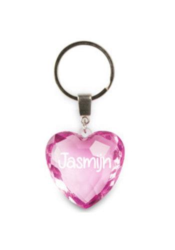 Diamond hart - Jasmijn