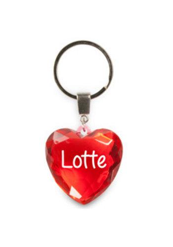 Diamond hart - Lotte