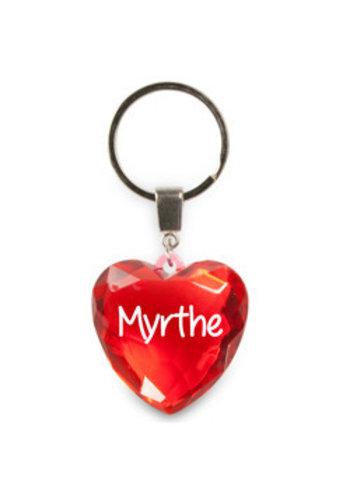 Diamond hart - Myrthe