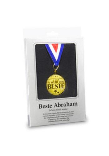 Gouden Medaille - Beste Abraham