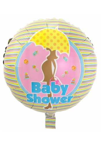 Folieballon - Baby Shower - 45cm