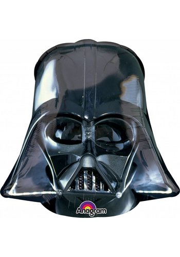 Folieballon Shape Darth Vader