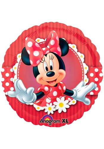 Folieballon Mad About Minnie - 45cm