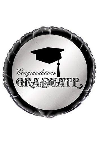 Folieballon Graduate - 45cm
