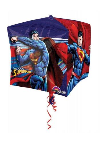 Cubez Superman - 38x38cm