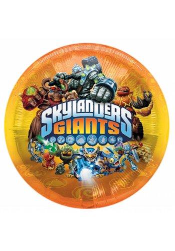 Folieballon Skylanders - 45cm