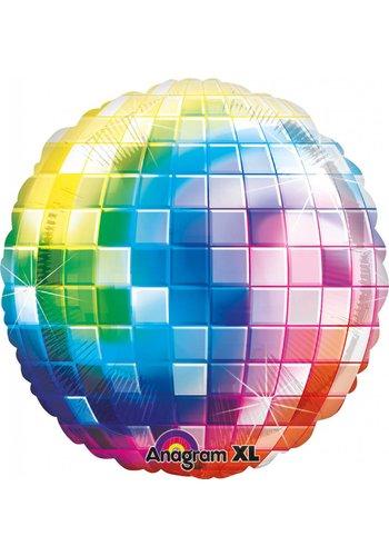 Folieballon Shape Discobal - 81cm