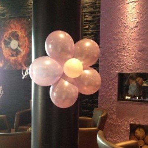 Ballon bloemen