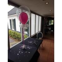 thumb-Cadeau ballon met helium-3