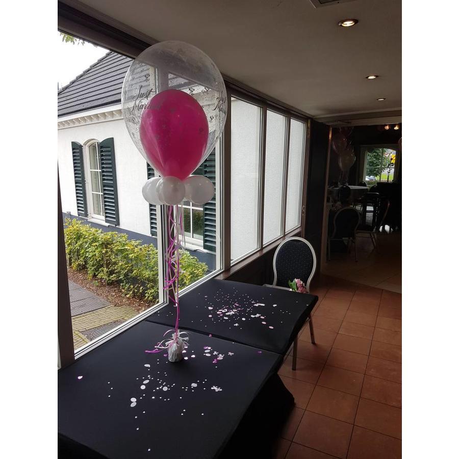Cadeau ballon met helium-3