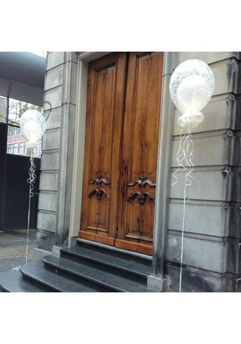 Cadeau ballon met helium