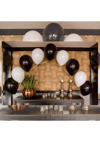 Heliumlijn van 16inch ballonnen