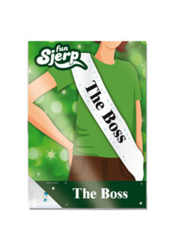 Sjerp - The Boss