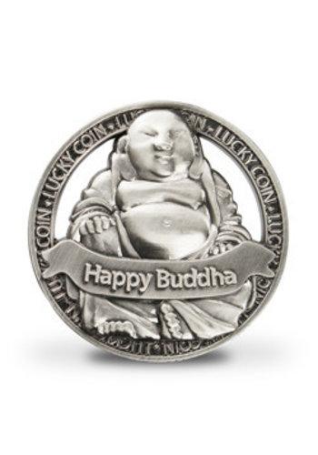 Geluksmunt open - Happy buddha