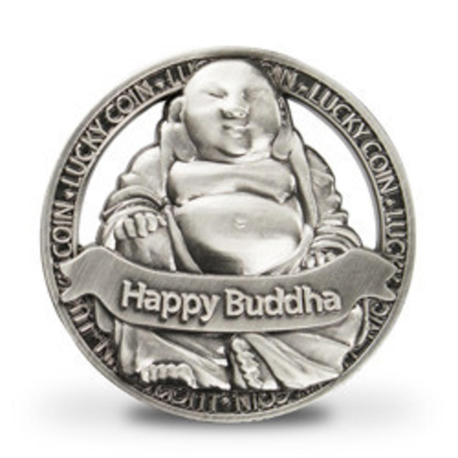 Geluksmunt open - Happy buddha-1