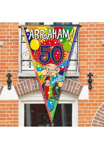Abraham Gevelvlag - 150x90cm