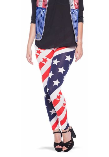 USA Legging - One Size