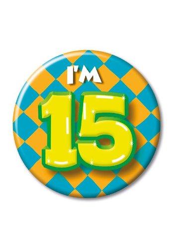 Button - I'm 15