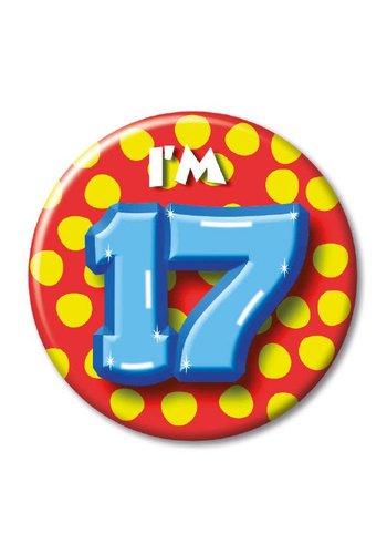Button - I'm 17