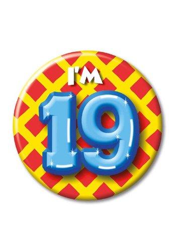 Button - I'm 19