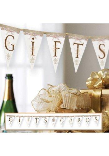 Wedding Gift & Card Banner