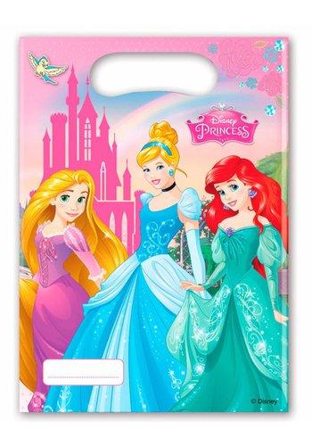 Disney Princess Feestzakjes - 6 stuks