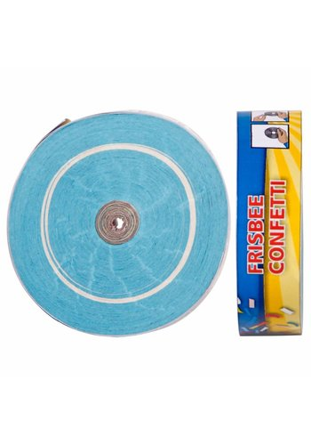 Confetti Bom - Licht Blauw - 2 stuks