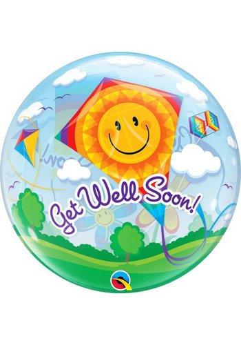 Bubble Get Well Soon - 55cm