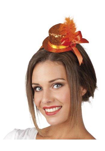 Tiara Hoedje Oranje